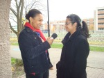 Amanda's Interview with Amita, an actual student from Vanier